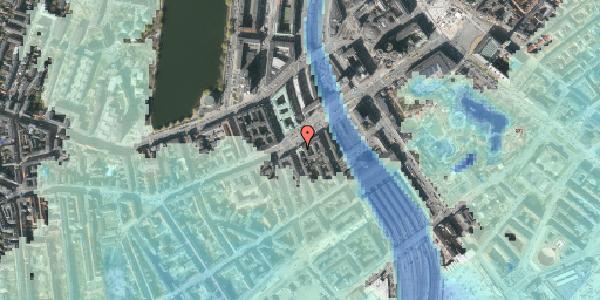 Stomflod og havvand på Vesterbrogade 11A, 4. , 1620 København V