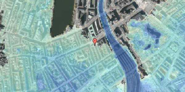 Stomflod og havvand på Vesterbrogade 11B, st. , 1620 København V
