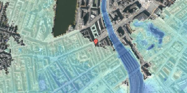 Stomflod og havvand på Vesterbrogade 11C, st. 3, 1620 København V