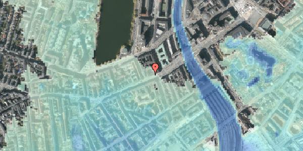 Stomflod og havvand på Vesterbrogade 12, 2. th, 1620 København V