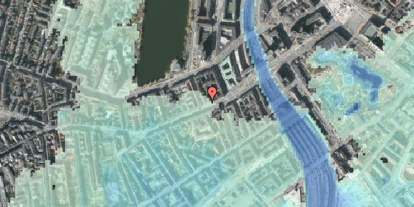 Stomflod og havvand på Vesterbrogade 16, 3. , 1620 København V