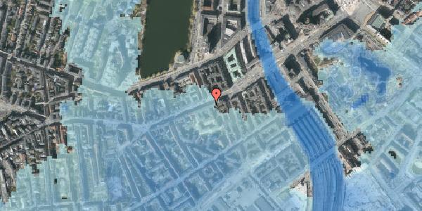 Stomflod og havvand på Vesterbrogade 19, 4. tv, 1620 København V