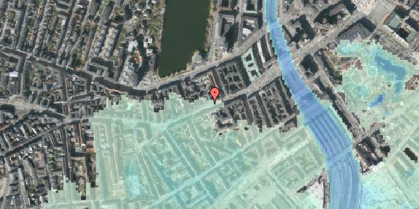 Stomflod og havvand på Vesterbrogade 22, st. th, 1620 København V