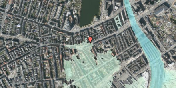 Stomflod og havvand på Vesterbrogade 32, 1. , 1620 København V