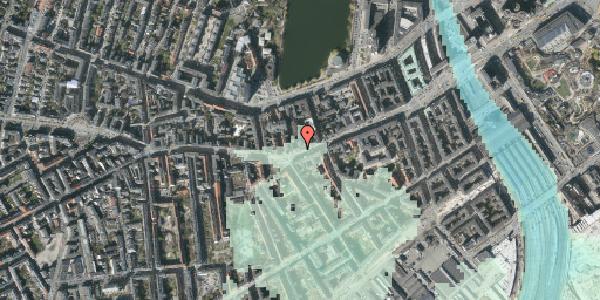Stomflod og havvand på Vesterbrogade 36, st. , 1620 København V