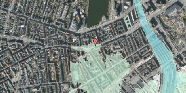 Stomflod og havvand på Vesterbrogade 36, 5. , 1620 København V
