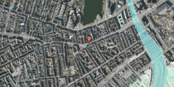 Stomflod og havvand på Vesterbrogade 38, 3. , 1620 København V