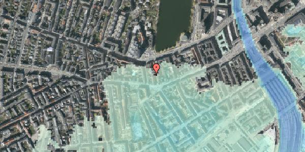 Stomflod og havvand på Vesterbrogade 44A, st. , 1620 København V