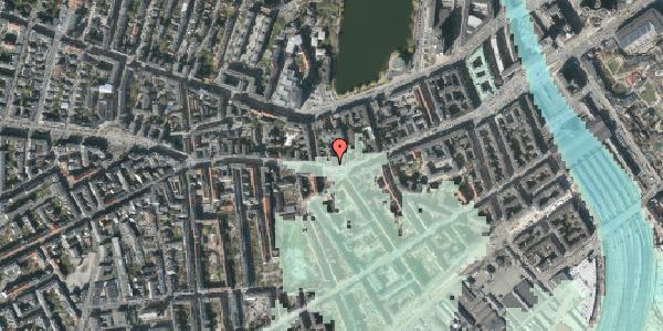 Stomflod og havvand på Vesterbrogade 46, 4. tv, 1620 København V