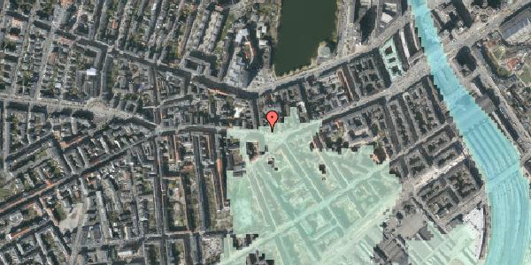 Stomflod og havvand på Vesterbrogade 48, 4. tv, 1620 København V