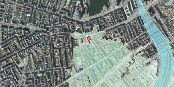 Stomflod og havvand på Vesterbrogade 51, 1. , 1620 København V