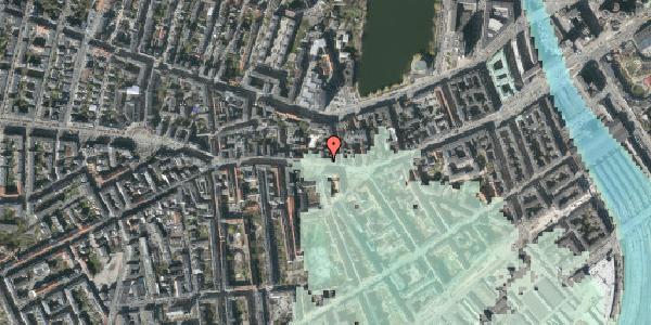 Stomflod og havvand på Vesterbrogade 52, 1. , 1620 København V