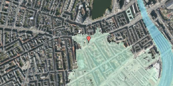 Stomflod og havvand på Vesterbrogade 55A, st. , 1620 København V