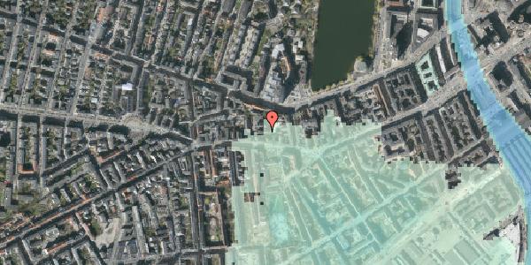 Stomflod og havvand på Vesterbrogade 60A, 2. , 1620 København V