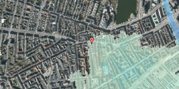 Stomflod og havvand på Vesterbrogade 67, 4. tv, 1620 København V