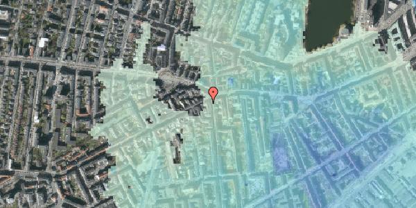 Stomflod og havvand på Vesterbrogade 77, 4. tv, 1620 København V