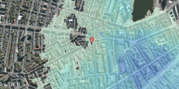 Stomflod og havvand på Vesterbrogade 79, 3. th, 1620 København V