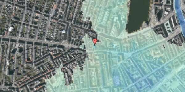 Stomflod og havvand på Vesterbrogade 80B, 1. , 1620 København V