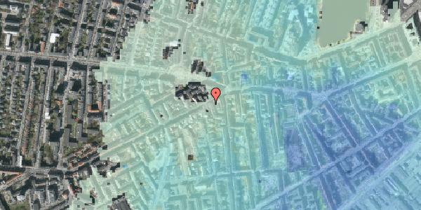 Stomflod og havvand på Vesterbrogade 81, 3. tv, 1620 København V