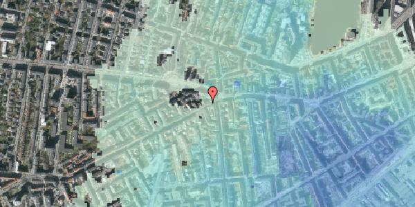 Stomflod og havvand på Vesterbrogade 86, 3. , 1620 København V
