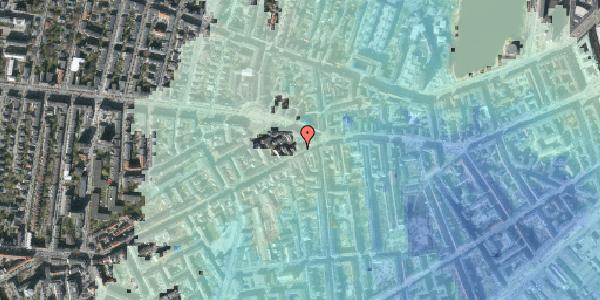 Stomflod og havvand på Vesterbrogade 88, 1. , 1620 København V