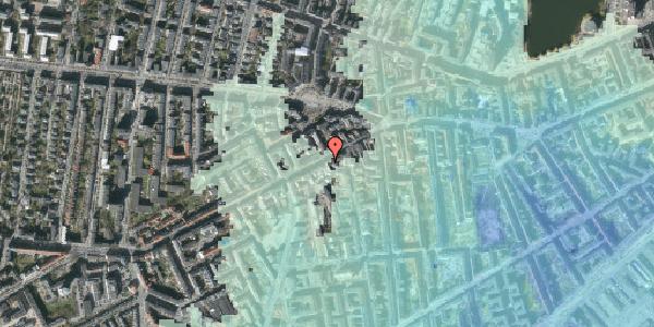 Stomflod og havvand på Vesterbrogade 89, 3. th, 1620 København V