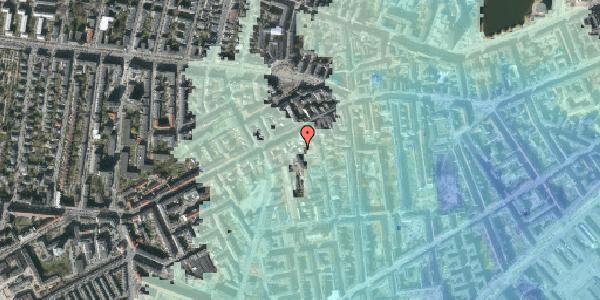 Stomflod og havvand på Vesterbrogade 91B, 2. th, 1620 København V