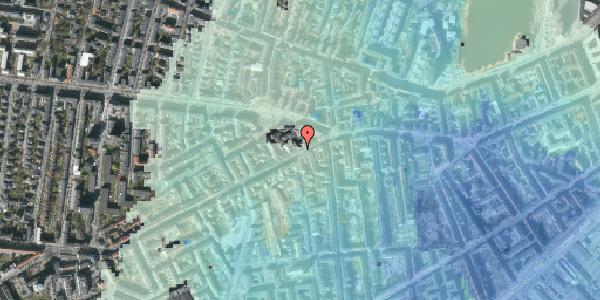 Stomflod og havvand på Vesterbrogade 92, 1. th, 1620 København V