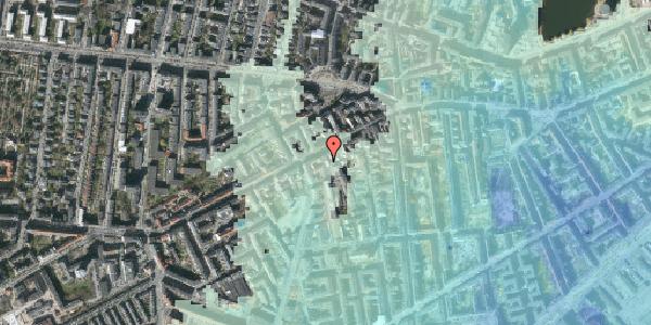Stomflod og havvand på Vesterbrogade 95E, 1. , 1620 København V