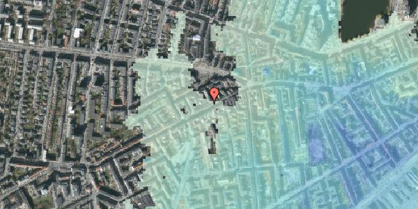 Stomflod og havvand på Vesterbrogade 98A, 2. tv, 1620 København V
