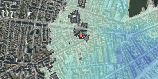 Stomflod og havvand på Vesterbrogade 98B, 2. th, 1620 København V