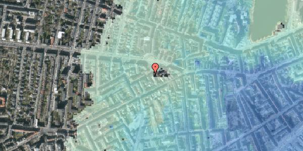 Stomflod og havvand på Vesterbrogade 98E, 3. tv, 1620 København V