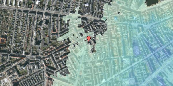Stomflod og havvand på Vesterbrogade 99C, 2. , 1620 København V