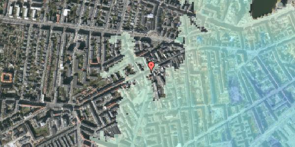 Stomflod og havvand på Vesterbrogade 99, 2. th, 1620 København V