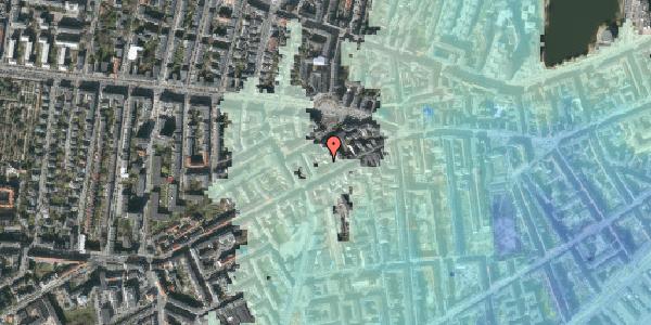 Stomflod og havvand på Vesterbrogade 100A, 1. tv, 1620 København V