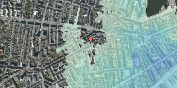 Stomflod og havvand på Vesterbrogade 100C, 2. , 1620 København V