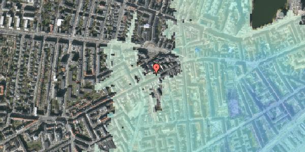 Stomflod og havvand på Vesterbrogade 100, 3. tv, 1620 København V