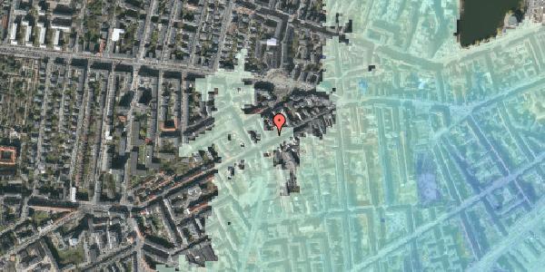 Stomflod og havvand på Vesterbrogade 102A, 1. tv, 1620 København V