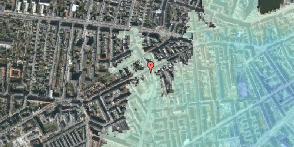 Stomflod og havvand på Vesterbrogade 105A, 6. 1, 1620 København V