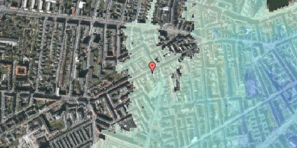 Stomflod og havvand på Vesterbrogade 107B, st. 1, 1620 København V