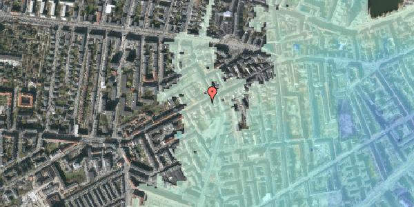 Stomflod og havvand på Vesterbrogade 107, 3. , 1620 København V