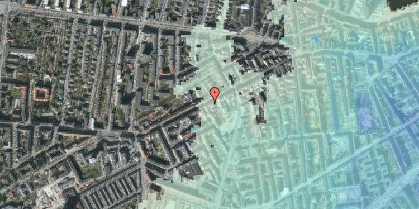 Stomflod og havvand på Vesterbrogade 111, st. , 1620 København V