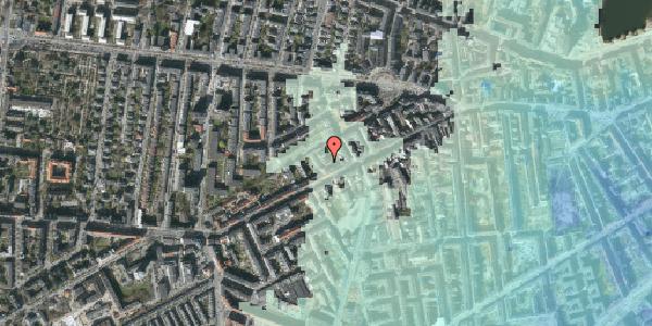 Stomflod og havvand på Vesterbrogade 112A, 2. tv, 1620 København V