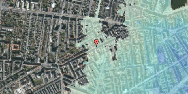 Stomflod og havvand på Vesterbrogade 112, 3. , 1620 København V