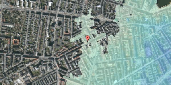 Stomflod og havvand på Vesterbrogade 114, 3. 6, 1620 København V