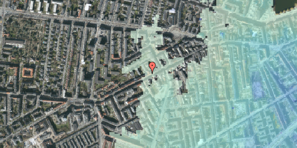 Stomflod og havvand på Vesterbrogade 114, 4. 2, 1620 København V