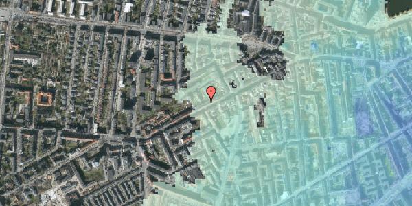Stomflod og havvand på Vesterbrogade 118B, 2. th, 1620 København V