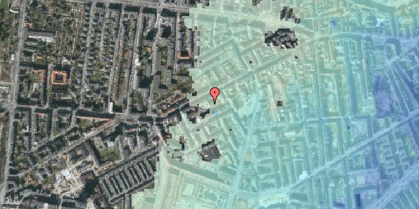 Stomflod og havvand på Vesterbrogade 119A, 4. tv, 1620 København V