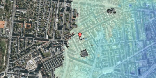 Stomflod og havvand på Vesterbrogade 127B, 3. , 1620 København V