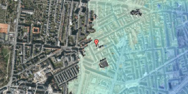 Stomflod og havvand på Vesterbrogade 127D, 4. th, 1620 København V